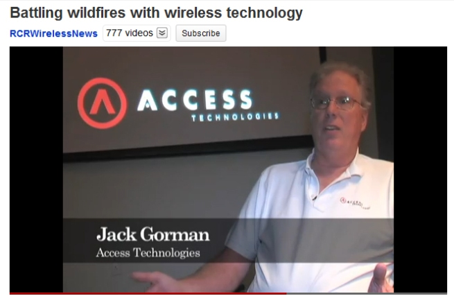 RCR Wireless News Interview with Access Technologies